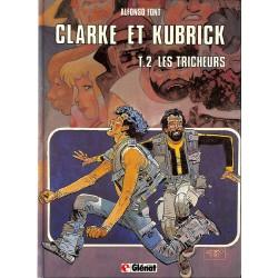 Bandes dessinées Clarke et Kubrick 02