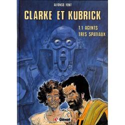 Bandes dessinées Clarke et Kubrick 01