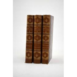 ABAO 1800-1899 BEAUVOIR, Ludovic Comte de. VOYAGE AUTOUR DU MONDE. 3 tomes.