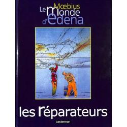 Bandes dessinées Le Monde d'Edena HS