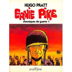 Bandes dessinées Ernie Pike 01