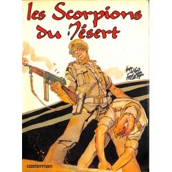 ABAO Bandes dessinées Les Scorpions du désert 01