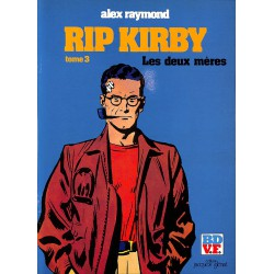 Bandes dessinées Rip Kirby 03