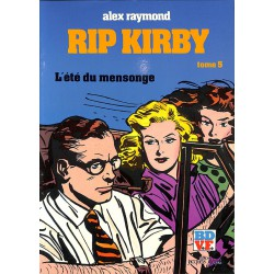Bandes dessinées Rip Kirby 05