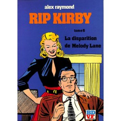 Bandes dessinées Rip Kirby 06