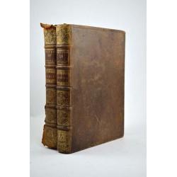 ABAO Littérature Boileau-Despréaux (Nicolas) - Oeuvres avec des éclaircissements historiques donnez par lui-même. 2 tomes.