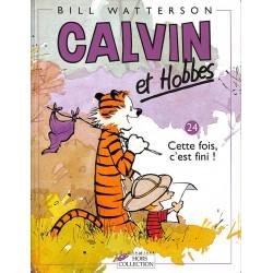 ABAO Bandes dessinées Calvin et Hobbes (2ème série) 24