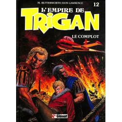 ABAO Bandes dessinées Trigan (Glénat) 12