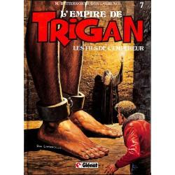 ABAO Bandes dessinées Trigan (Glénat) 07