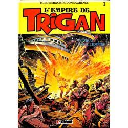ABAO Bandes dessinées Trigan (Glénat) 01