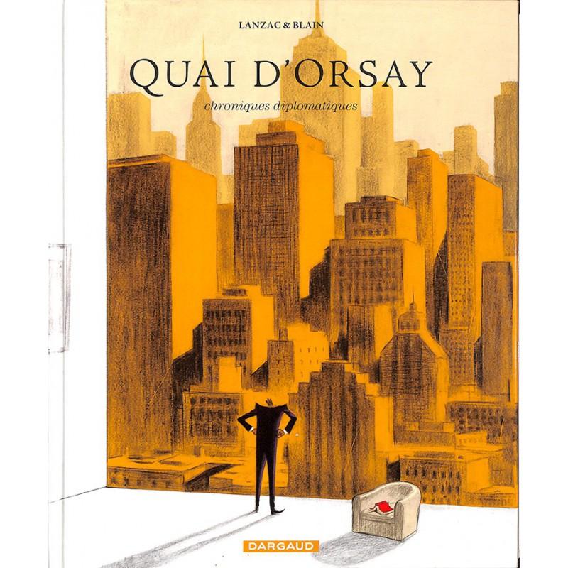 ABAO Bandes dessinées Quai d'Orsay 02