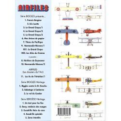 ABAO Bandes dessinées Biggles (Airfiles) Les As de l'aviation 1