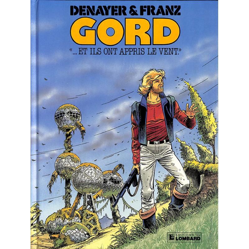 Bandes dessinées Gord 01