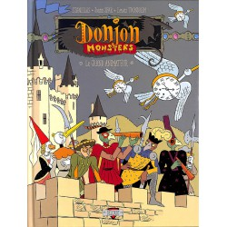 Bandes dessinées Donjon Monsters 11