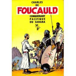 ABAO Bandes dessinées Charles de Foucauld 01a