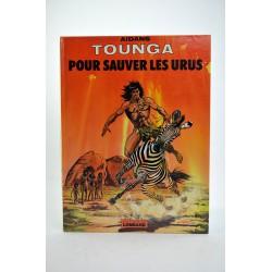 Bandes dessinées TOUNGA (deuxième série) 08