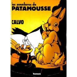 ABAO Bandes dessinées Les Aventures de Patamousse