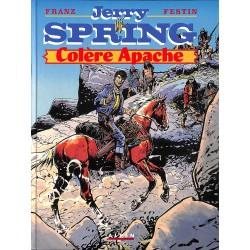 Bandes dessinées Jerry Spring 22