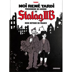 ABAO Bandes dessinées Moi René Tardi prisonnier de guerre au Stalag II B 02