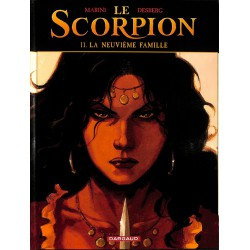 Bandes dessinées Scorpion 11