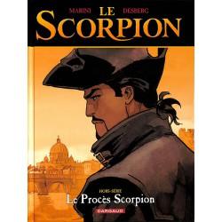 Bandes dessinées Scorpion HS Le Procès Scorpion.