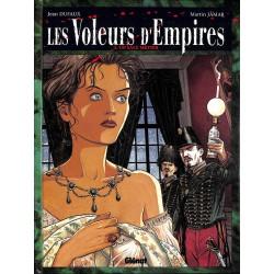 ABAO Bandes dessinées Les Voleurs d'Empires 03