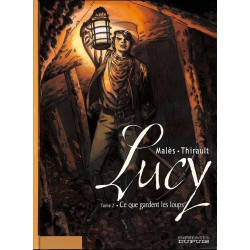 Bandes dessinées Lucy 02