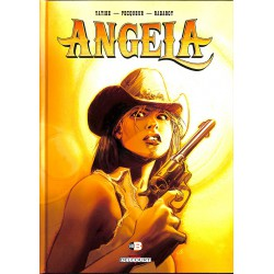 Bandes dessinées Angela