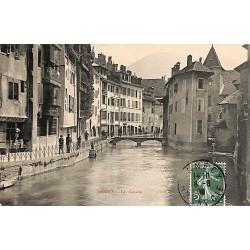 ABAO 74 - Haute Savoie [74] Annecy - Les Canaux.