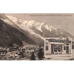 ABAO 74 - Haute Savoie [74] Chamonix - Nougat du Mont-Blanc et bonbons au Miel de Chamonix.