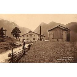 ABAO 74 - Haute Savoie [74] Chamonix - Col de la Forciaz. Route Martigny.