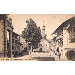 ABAO 74 - Haute Savoie [74] Saint-Gervais-les-Bains - La Place.