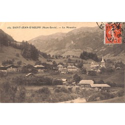 74 - Haute Savoie [74] Saint-Jean-d'Aulps - Saint-Jean-d'Aulph. La Moussière.