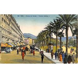 06 - Alpes Maritimes [06] Nice - Avenue de Verdun.