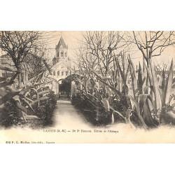 ABAO 06 - Alpes Maritimes [06] Cannes - Ile St Honorat. Entrée de l'Abbaye.
