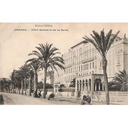 ABAO 06 - Alpes Maritimes [06] Cannes - Hôtel Gonnet et de la Reine.