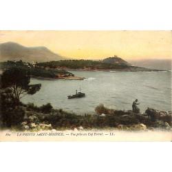ABAO 06 - Alpes Maritimes [06] La Pointe Saint-Hospice - Vue prise au Cap Ferrat.