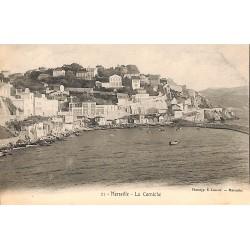 ABAO 13 - Bouches-du-Rhône [13] Marseille - La Corniche.