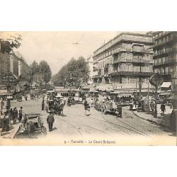 ABAO 13 - Bouches-du-Rhône [13] Marseille - Le Cours Belsunce.