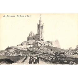 ABAO 13 - Bouches-du-Rhône [13] Marseille - N.D. de la Garde.