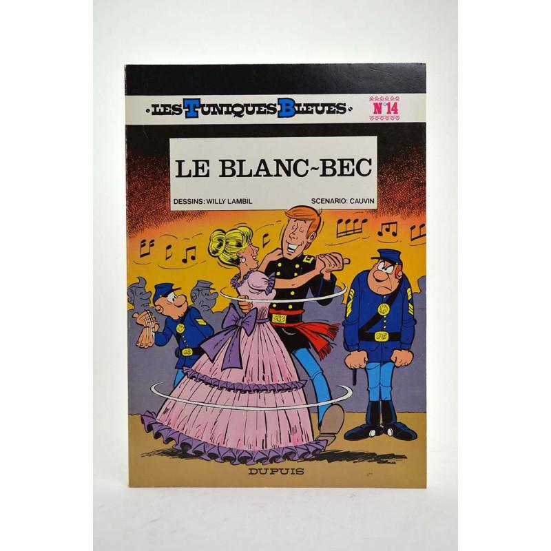 ABAO Bandes dessinées Les Tuniques bleues 14