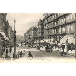 ABAO 13 - Bouches-du-Rhône [13] Marseille - La Rue Noailles.