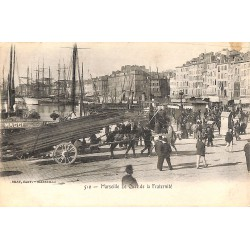ABAO 13 - Bouches-du-Rhône [13] Marseille - Le Quai de la Fraternité.
