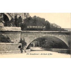 ABAO 13 - Bouches-du-Rhône [13] Roquefavour - La Route d'Aix.