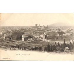 13 - Bouches-du-Rhône [13] Salon-de-Provence - Vue d'ensemble.