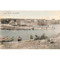 13 - Bouches-du-Rhône [13] Sausset-les-Pins - Vue Générale.