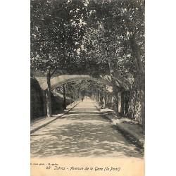 ABAO 13 - Bouches-du-Rhône [13] Istres - Avenue de la Gare (le Pont) .