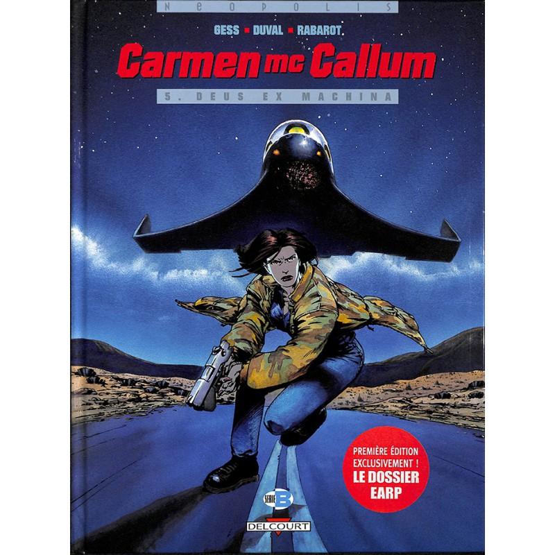 ABAO Bandes dessinées Carmen Mc Callum 05