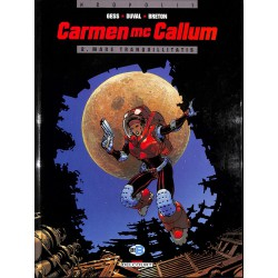 ABAO Bandes dessinées Carmen Mc Callum 02