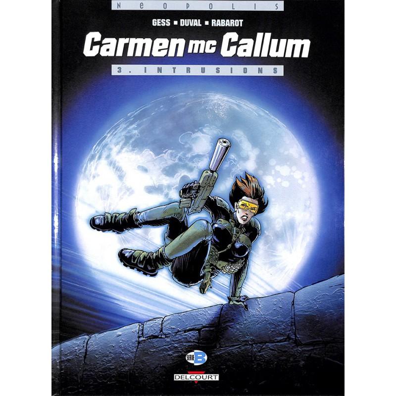 ABAO Bandes dessinées Carmen Mc Callum 03